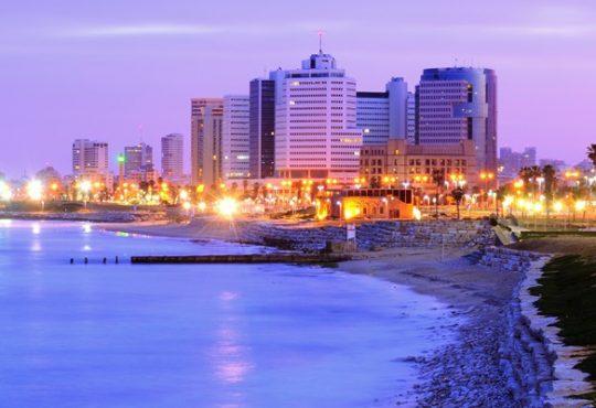 Metzitzim Beach, Tel Aviv