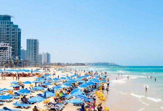 Jerusalem Beach, Tel Aviv